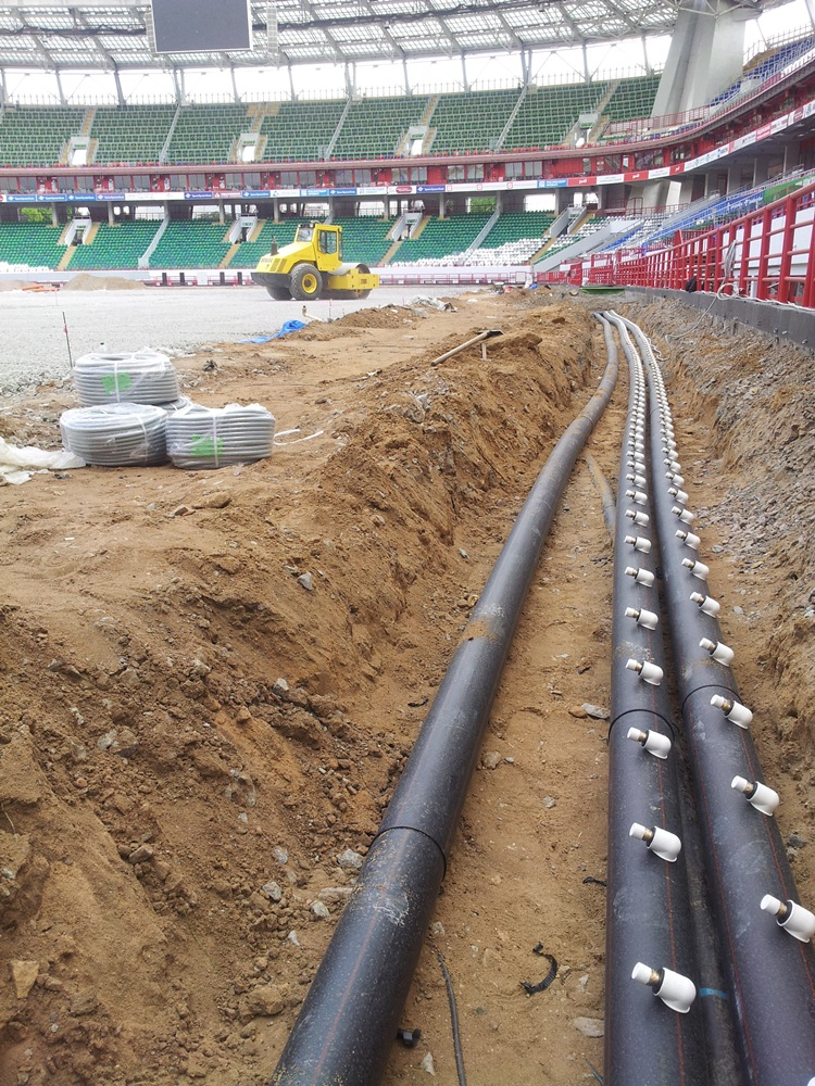 Инженерные системы для стадионов 13