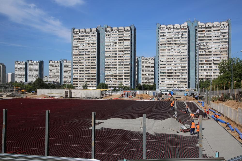 Инженерные системы для стадионов 6