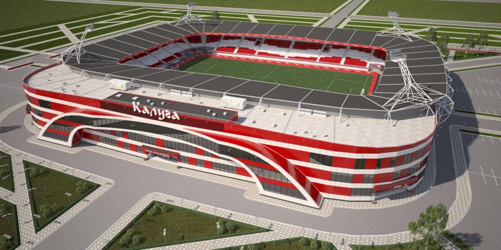 Проектирование стадионов 1
