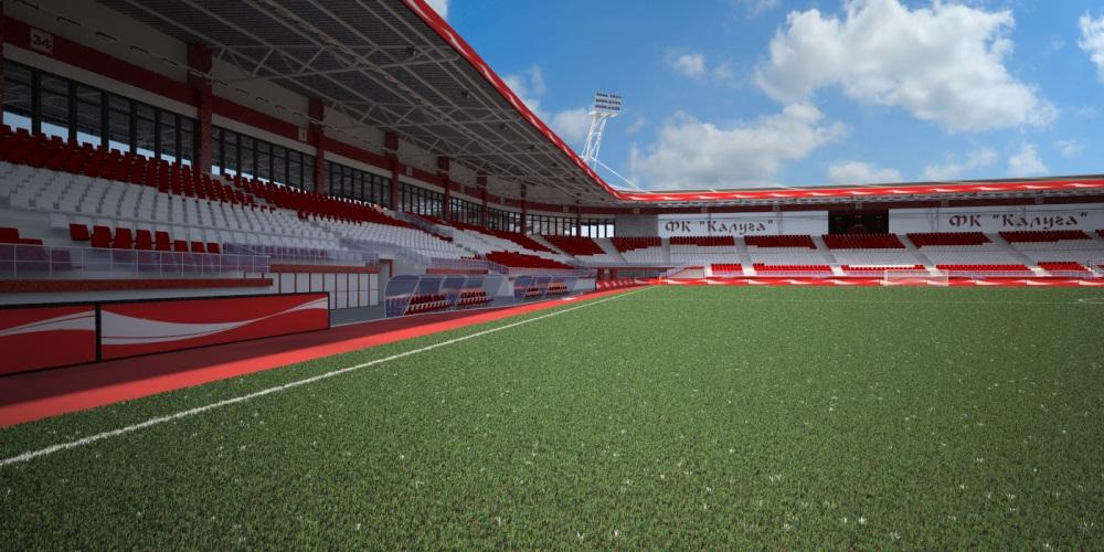 Проектирование стадионов 2