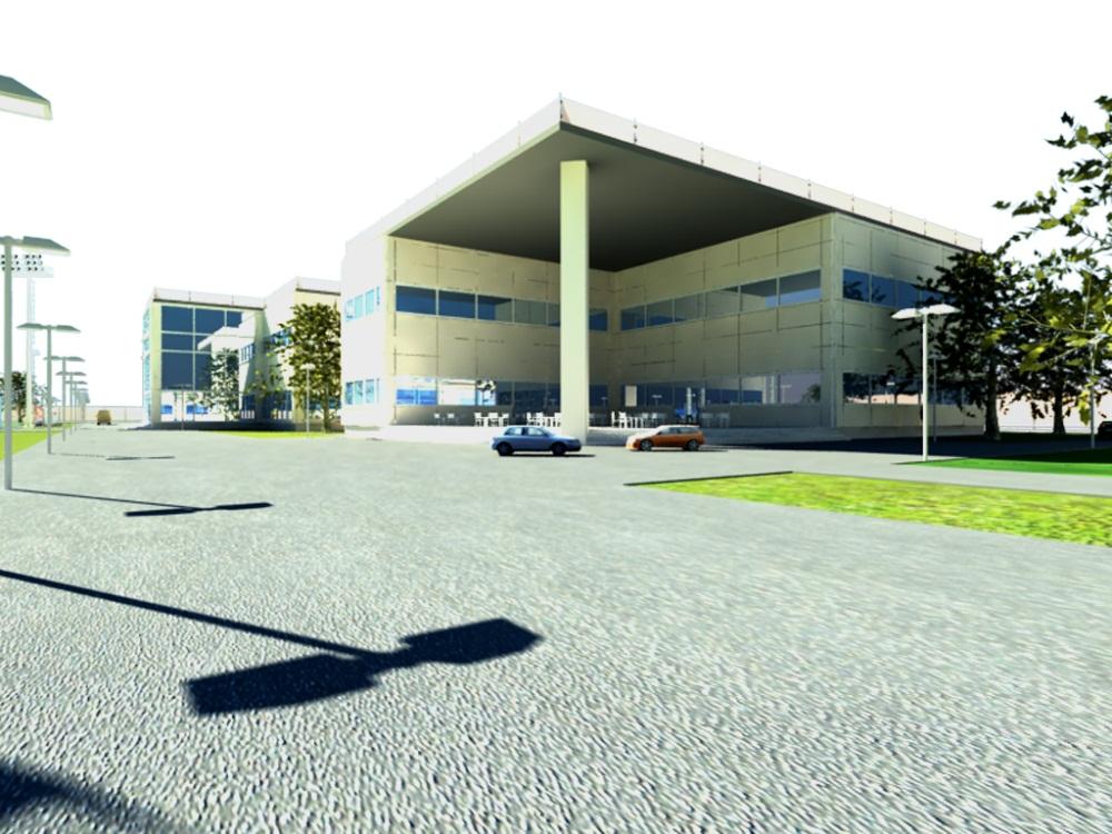 Проектирование стадионов 7