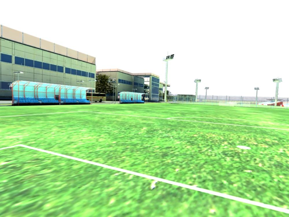 Проектирование стадионов 9
