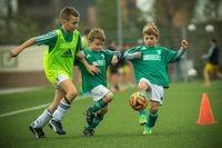 Развитие детского футбола в России